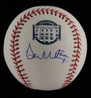 Don Mattingly Signed Yankee Stadium Commemorative OML Baseball (Schulte Sports Hologram) at PristineAuction.com