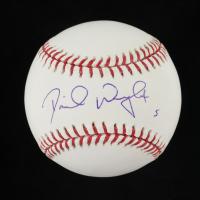 David Wright Signed OML Baseball (Beckett COA & Wright Hologram) at PristineAuction.com