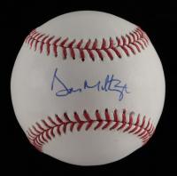 Don Mattingly Signed OML Baseball (Schulte Sports Hologram) at PristineAuction.com