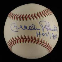 "Brooks Robinson Signed OAL Baseball Inscribed ""HOF 1983"" (JSA COA) at PristineAuction.com"