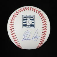 Nolan Ryan Signed OML Baseball (Beckett COA & Ryan Hologram) at PristineAuction.com