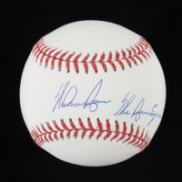"Nolan Ryan Signed OML Baseball Inscribed ""The Ryan Express"" (Beckett COA, AIV Hologram & Ryan Hologram) at PristineAuction.com"