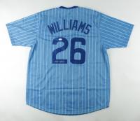 Billy Williams Signed Jersey (JSA Hologram) (See Description) at PristineAuction.com