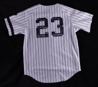 Don Mattingly Signed Yankees Jersey With Multiple Inscriptions (Beckett COA) at PristineAuction.com