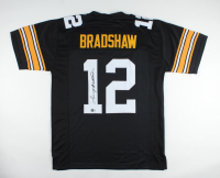 Terry Bradshaw Signed Jersey (Beckett Hologram) at PristineAuction.com
