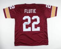Doug Flutie Signed Jersey (Beckett COA) at PristineAuction.com