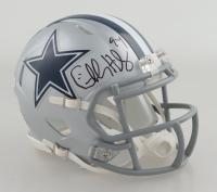 Charles Haley Signed Cowboys Speed Mini Helmet (Beckett COA) at PristineAuction.com