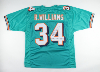 """Ricky Williams Signed Jersey Inscribed """"Smoke Weed Everyday!"""" (JSA Hologram) at PristineAuction.com"""