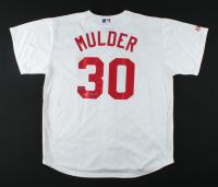 Mark Mulder Signed Cardinals Jersey (TriStar Hologram) (See Description) at PristineAuction.com