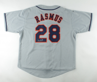 Colby Rasmus Signed Jersey (TriStar Hologram) at PristineAuction.com