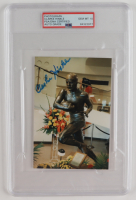 Clarke Hinkle Signed Packers 4x6 Photo (PSA Encapsulated) at PristineAuction.com