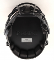 Joe Burrow Signed Bengals Full-Size Eclipse Alternate Speed Helmet (Fanatics Hologram) (See Description) at PristineAuction.com