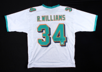 Ricky Williams Signed Jersey (JSA Hologram) at PristineAuction.com