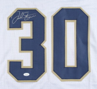 Frank Stams Signed Jersey (JSA Hologram) at PristineAuction.com