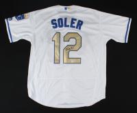 Jorge Soler Signed Royals Jersey (PSA COA) (See Description) at PristineAuction.com