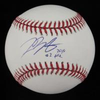 "Joey Bart Signed OML Baseball Inscribed ""2015 #2 Pick"" (PSA COA) at PristineAuction.com"