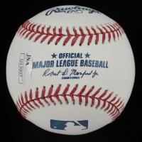DJ Peters Signed OML Baseball (JSA COA) at PristineAuction.com
