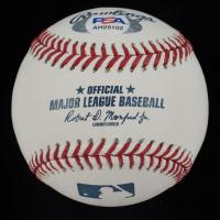 Yu Darvish Signed OML Baseball (PSA Hologram) at PristineAuction.com