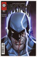 Tom Hodges Signed Antiis Comics Midknight #1 Comic Book (PA COA) (See Description) at PristineAuction.com