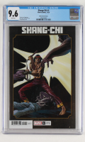 """2020 """"Shang-Chi"""" Issue #1 Marvel Comic Book (CGC 9.6) at PristineAuction.com"""