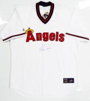Nolan Ryan Signed Angels Jersey (JSA Hologram) at PristineAuction.com