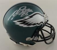 Miles Sanders Signed Eagles Mini Helmet (JSA COA) at PristineAuction.com