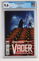 """2015 """"Star Wars: Vader Down"""" Issue #001 Marvel Comic Book (CGC 9.6) at PristineAuction.com"""