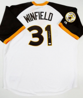 Dave Winfield Signed Padres Jersey (JSA Hologram) at PristineAuction.com
