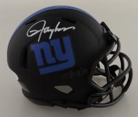Lawrence Taylor Signed Giants Eclipse Alternate Speed Mini-Helmet (JSA COA) at PristineAuction.com
