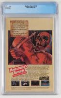 "1985 ""Machine Man"" Vol. 2 Issue #4 Marvel Comic Book (CGC 9.0) at PristineAuction.com"