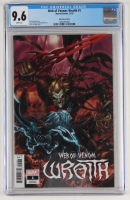 "2020 ""Web of Venom: Wraith"" Issue #1 Marvel Comic Book (CGC 9.6) at PristineAuction.com"
