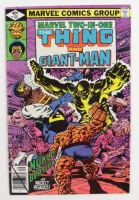 """1979 Marvel Two-In-One """"The Thing & Giant-Man"""" Issue #55 Marvel Comic Book at PristineAuction.com"""