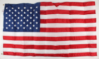 American Flag Flown Over the Capitol on December 7, 2019 (Architect of the Capitol COA) at PristineAuction.com