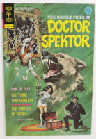 """1973 """"The Occult Files of Doctor Spektor"""" Issue #2 Gold Key Comic Book at PristineAuction.com"""