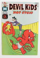 "1962 ""Devil Kids"" Issue #20 Harvey Comic Book (See Description) at PristineAuction.com"