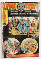 """1971 """"World's Finest"""" Issue #206 DC Comic Book (See Description) at PristineAuction.com"""