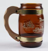 Disneyland Vintage Souvenir Glass Mug at PristineAuction.com