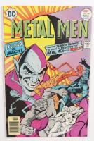 "1976 ""Metal Men"" Issue #48 DC Comic Book (See Description) at PristineAuction.com"