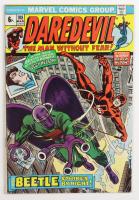 """1974 """"Daredevil"""" Issue #108 Marvel Comic Book (See Description) at PristineAuction.com"""