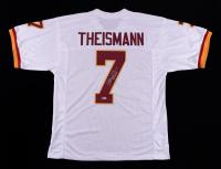 "Joe Theismann Signed Jersey Inscribed ""83 MVP"" (Beckett COA) at PristineAuction.com"