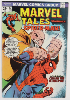 """1974 """"Marvel Tales"""" Issue #52 Marvel Comic Book at PristineAuction.com"""