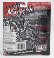 Michael Jordan LE 1999 Air Maximum Action Figure with Upper Deck Card at PristineAuction.com