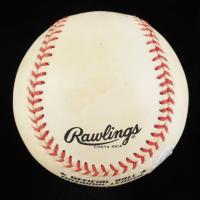 Lou Brock Signed ONL Baseball (JSA COA) at PristineAuction.com