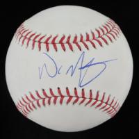 Whit Merrifield Signed OML Baseball (PSA COA) at PristineAuction.com