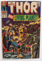 """1966 """"Thor"""" Issue #133 Marvel Comic Book (See Description) at PristineAuction.com"""