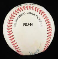 Eddie Mathews Signed ONL Baseball (JSA COA) at PristineAuction.com