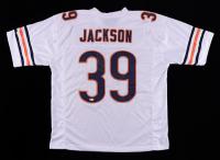 Eddie Jackson Signed Jersey (Beckett COA) at PristineAuction.com