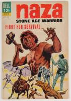 """""""Naza: Stone Age Warrior"""" Issue #2 Dell Comic Book (See Description) at PristineAuction.com"""