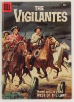 """""""The Vigilantes"""" Issue #839 Dell Comic Book at PristineAuction.com"""