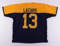 Allen Lazard Signed Jersey (Beckett COA) at PristineAuction.com